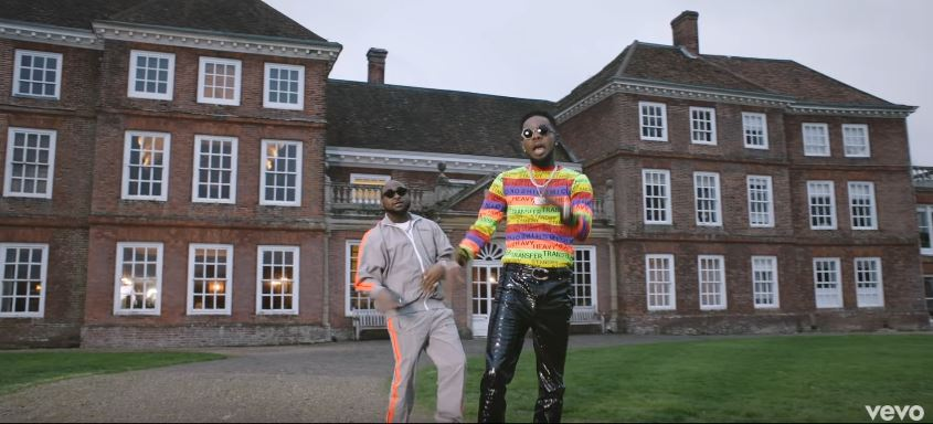 Photo of New VIDEO: Patoranking ft Davido – Confirm