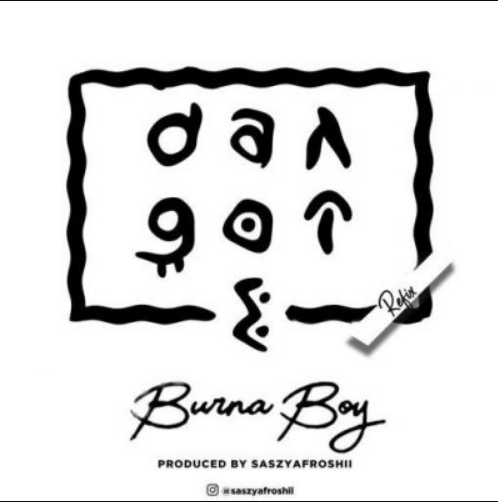 Photo of INSTRUMENTAL: Burna Boy – Dangote ( BEAT) | DOWNLOAD