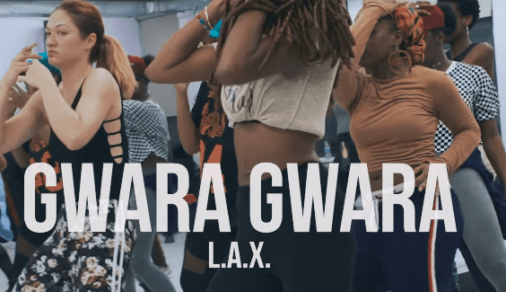 Photo of New VIDEO:  L.A.X – GWARA GWARA