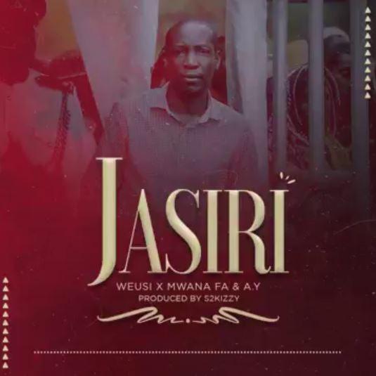 Photo of New AUDIO: Weusi ft Mwana Fa & AY – Jasiri | Download