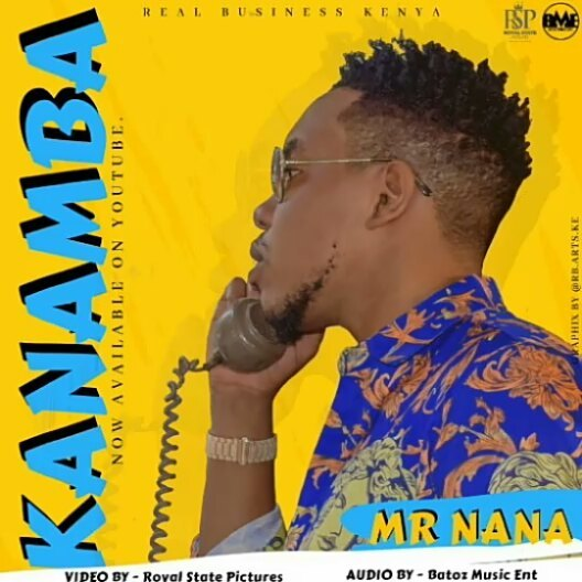 Photo of New AUDIO: Mr Nana – Kanamba | DOWNLOAD