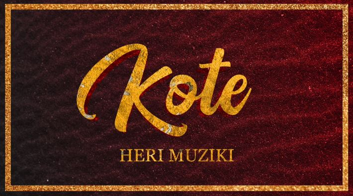 Photo of New AUDIO: Heri Muziki – Kote (Thamani) | Download