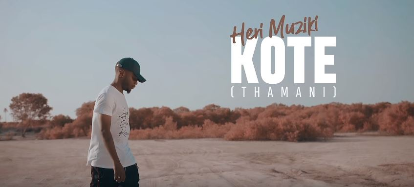 Photo of New VIDEO: Heri Muziki – Kote (Thamani)