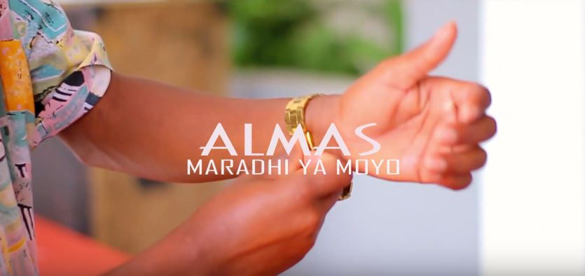 Photo of New VIDEO: Almas – Maradhi Ya Moyo