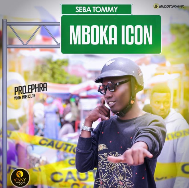 Photo of New AUDIO: Seba Tommy – Mboka Icon | Download