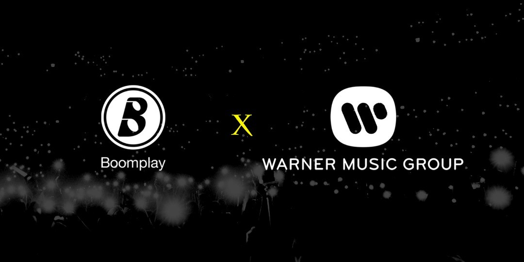 Photo of BOOMPLAY KUSHIRIKIANA KIBIASHARA NA WARNER MUSIC GROUP