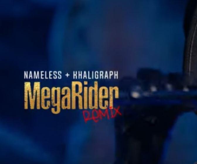 Photo of New AUDIO: Nameless ft Khaligraph Jones – MEGARIDER Remix | Download