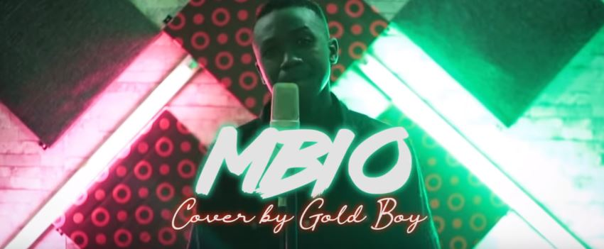 Photo of New VIDEO: Alikiba – Mbio | Cover by Gold Boy