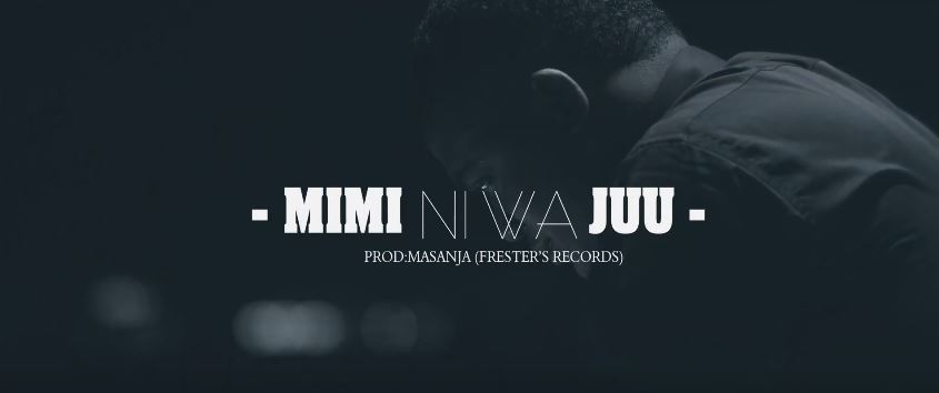 Photo of New AUDIO: Joel Lwaga – MIMI NI WA JUU | Download