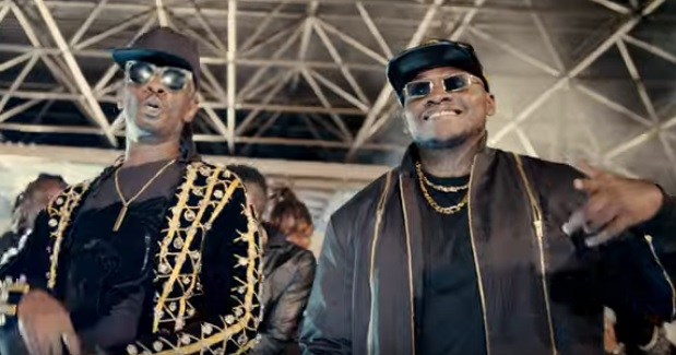 Photo of New VIDEO: Nameless ft Khaligraph Jones – MEGARIDER Remix