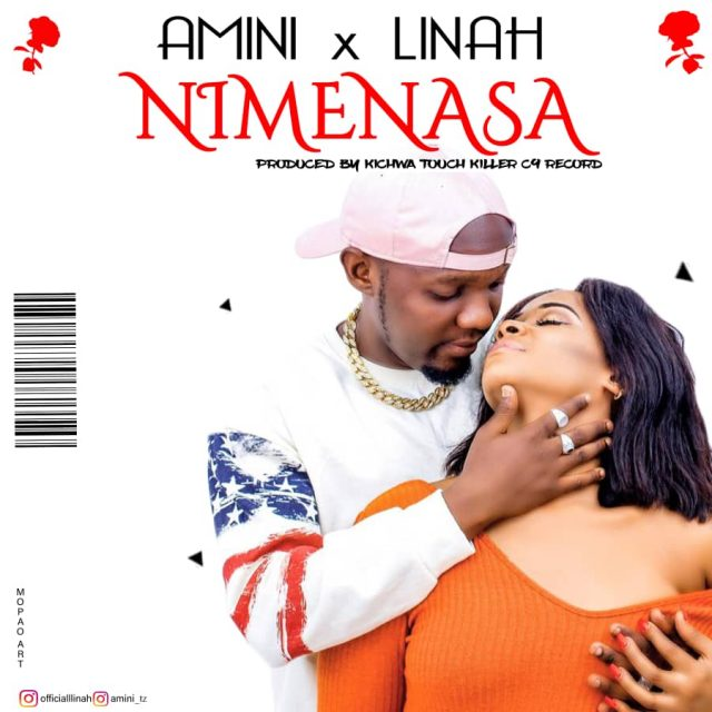 Photo of New AUDIO: Amini Ft Linah – Nimenasa | Download