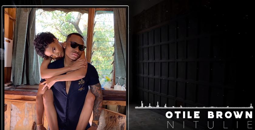 Photo of New AUDIO: Otile Brown – NITULIE | Download