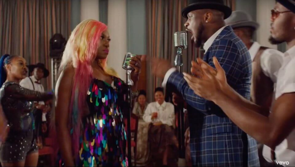Photo of New VIDEO: Mr. P ft. Niniola – One More Night