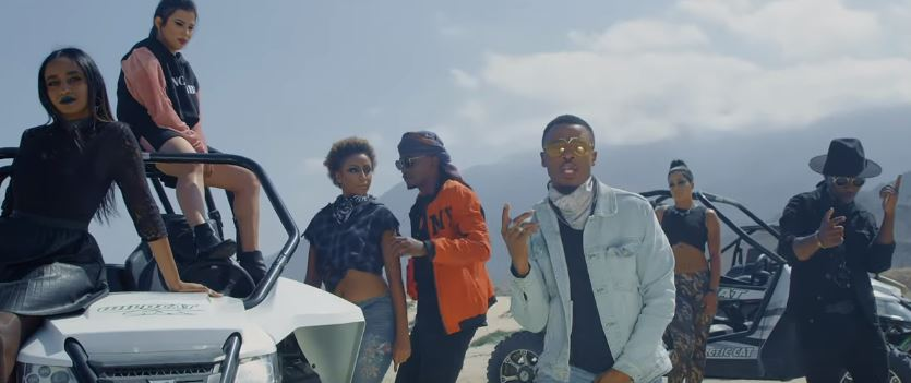 Photo of New VIDEO: Ommy Dimpoz x Alikiba x Cheed – ROCKSTAR