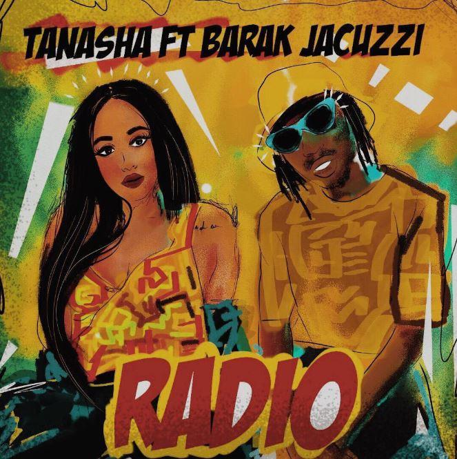 Photo of New AUDIO: Tanasha Donna Ft Barak Jacuzzi – Radio | Download