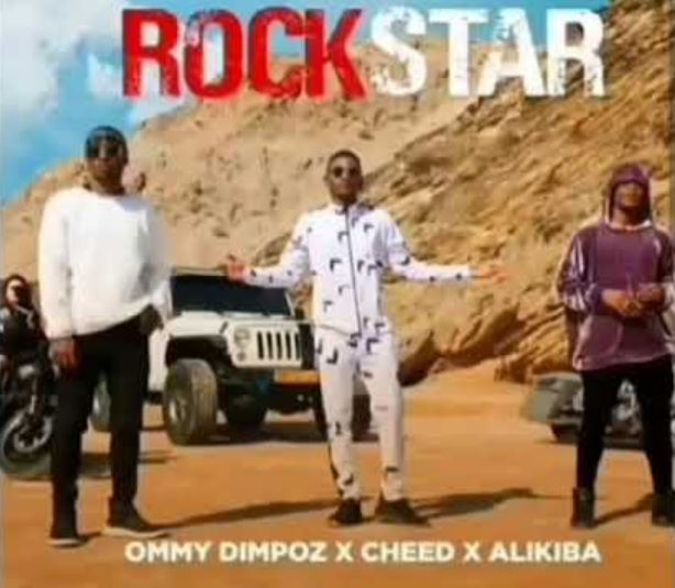 Photo of New AUDIO: Ommy Dimpoz x Alikiba x Cheed – ROCKSTAR | Download