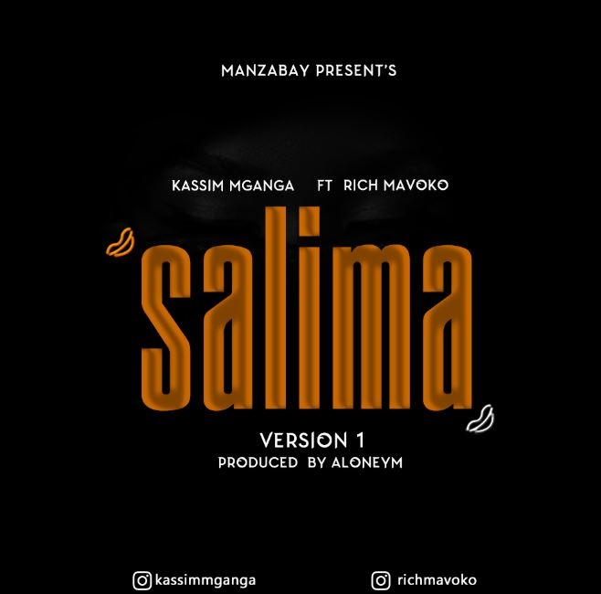 Photo of New AUDIO: Kassim Mganga Ft. Rich Mavoko – SALIMA | Download