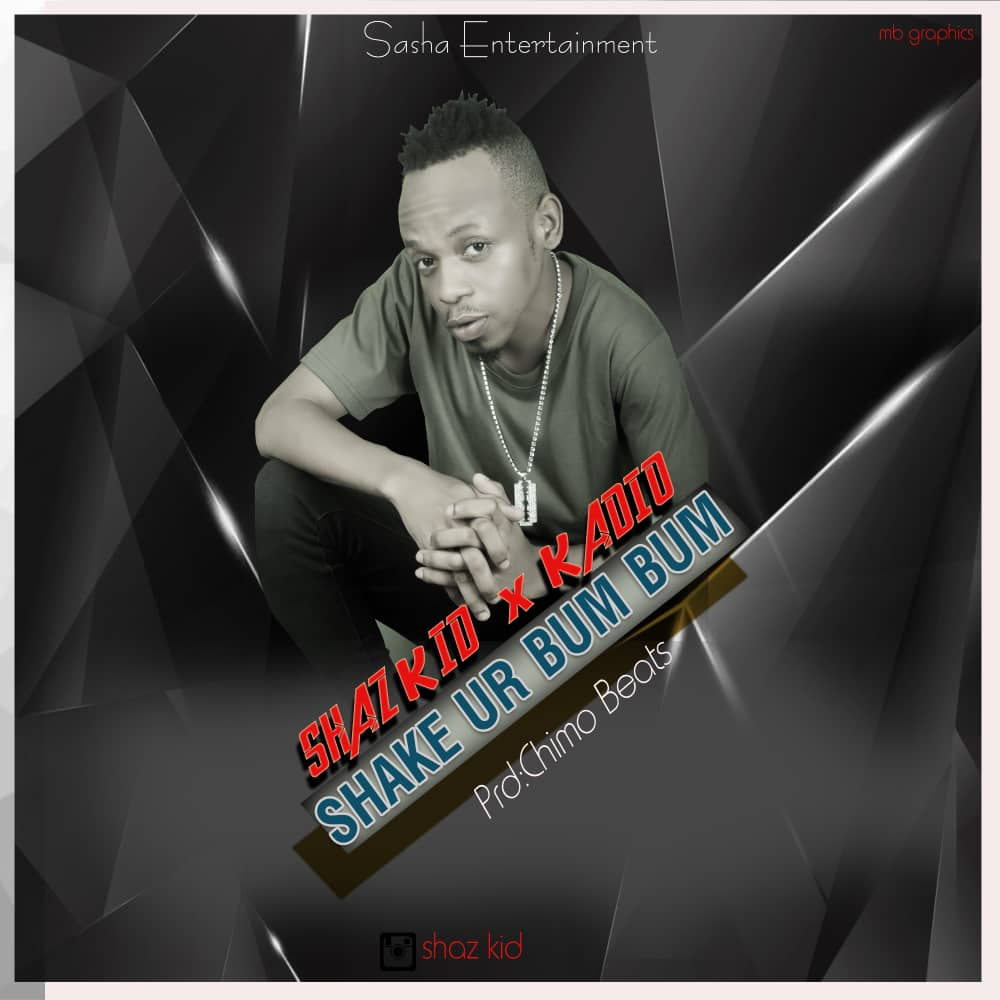 Photo of New AUDIO: Shaz Kid ft. Kadio – Shake Ur Bum Bum | Download