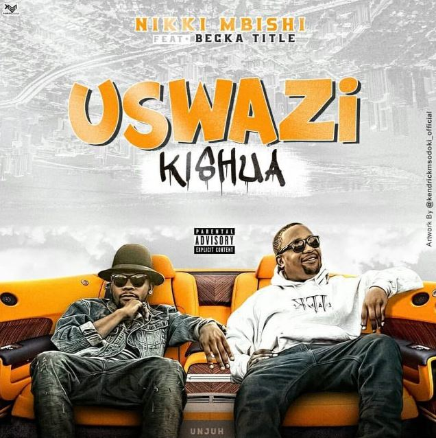 Photo of New AUDIO: Nikki Mbishi X Becka Title – USWAZI KISHUA | Download