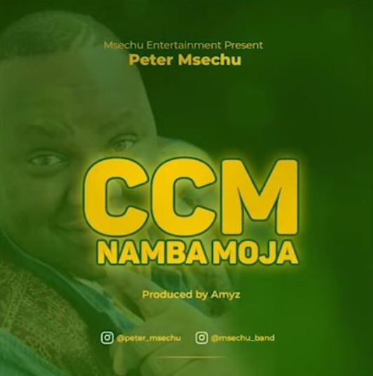 Photo of New AUDIO: Peter Msechu – CCM Namba Moja | Download