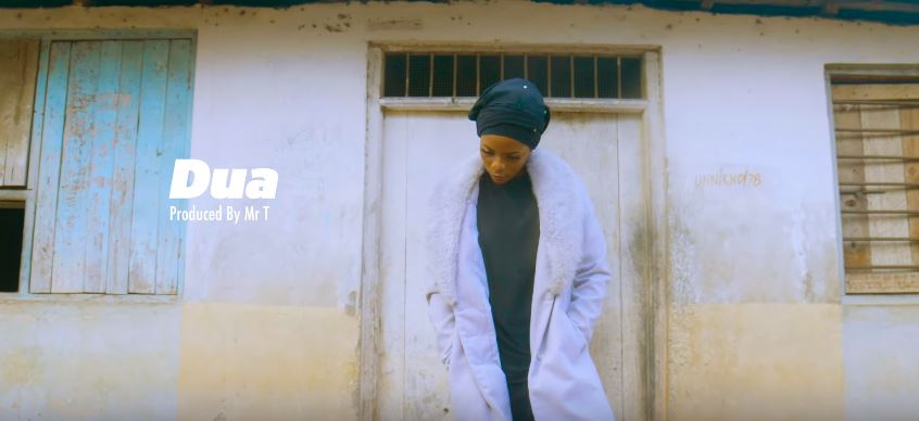 Photo of New VIDEO: Dayna Nyange – Dua