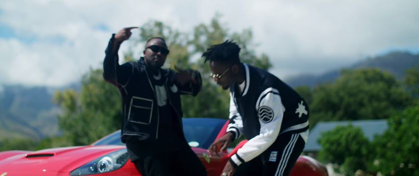 Photo of New VIDEO: Ice Prince ft. Mr Eazi – In A Fix