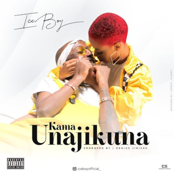 Photo of New AUDIO: Ice Boy – Kama unajikuna | Download