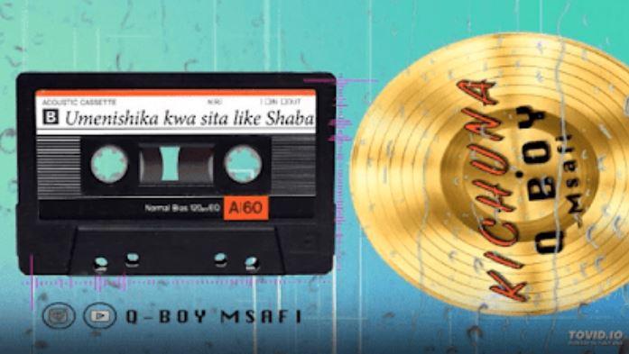 Photo of New AUDIO: Qboy Msafi – Kichuna | Download