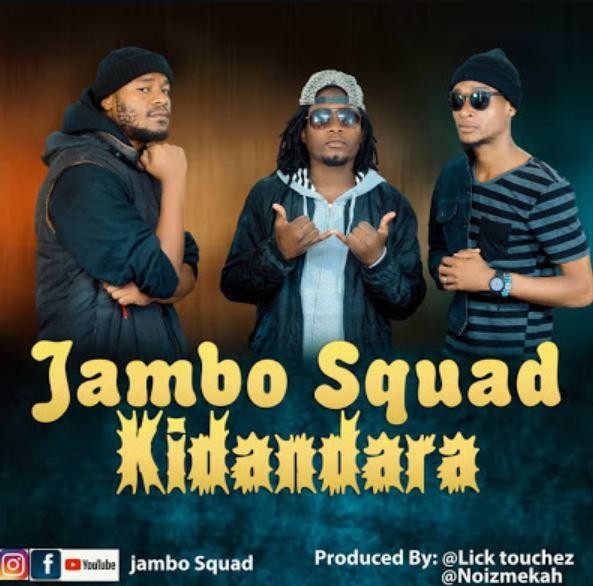 Photo of New AUDIO: Jambo Squad – Kidandara | Download