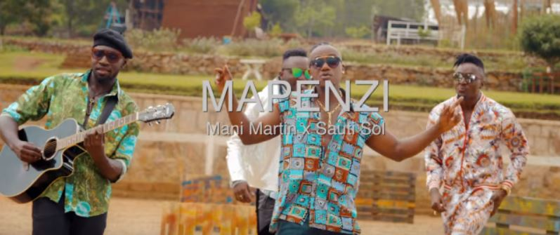 Photo of New VIDEO: Mani Martin Ft Sauti Sol – Mapenzi