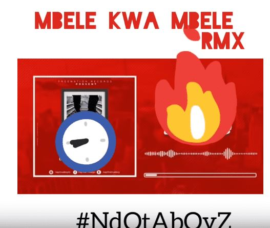 Photo of New AUDIO: Nay Wa Mitego X Chatumandota – Mbele Kwa Mbele RmX | Download