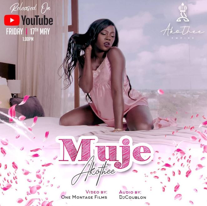 Photo of New AUDIO: Akothee – Muje | Download