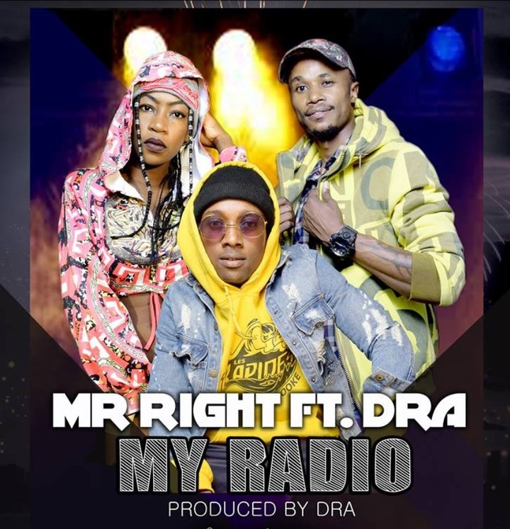 Photo of New AUDIO: Mr. Right Ft. Dra – My Radio | Download