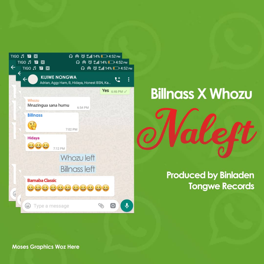 Photo of New AUDIO: Bill Nass X Whozu – Naleft | Download