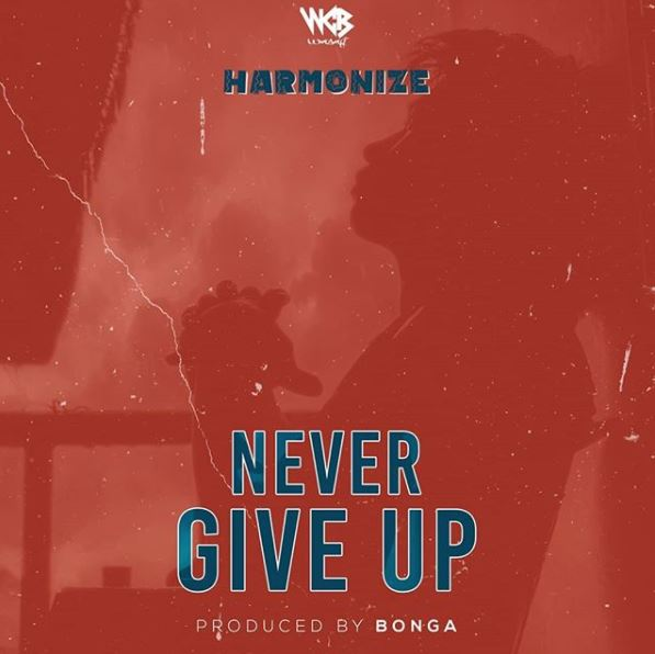 AUDIO: Harmonize – Never Give Up | Download