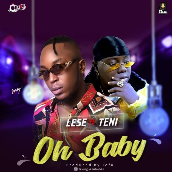 Photo of New AUDIO | Lese ft. Teni – Oh Baby