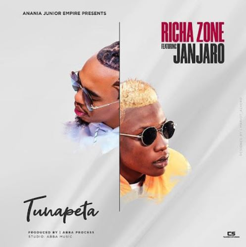 Photo of New AUDIO: Richa Zone Ft Janjaro – Tunapeta | Download