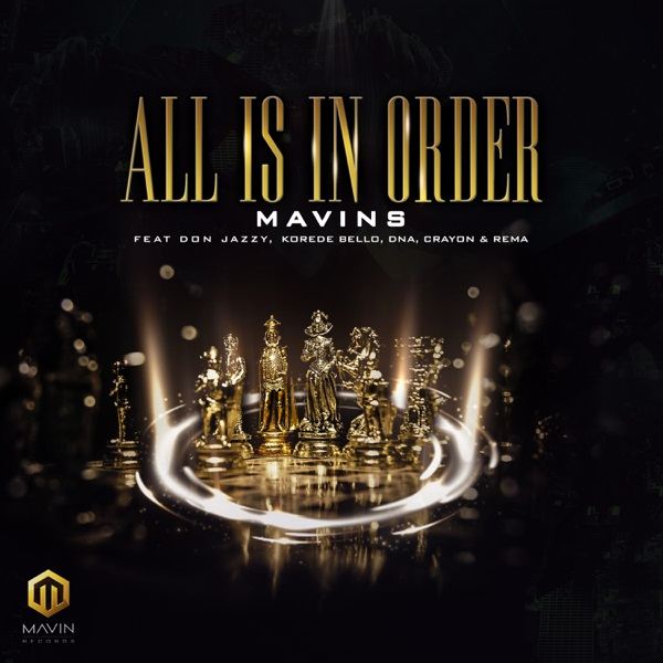 Photo of New AUDIO: Mavins ft. Don Jazzy, Rema, Korede Bello, DNA, Crayon – All Is In Order