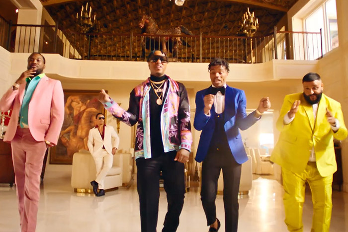 Photo of New VIDEO: J Khaled ft. Meek Mill, J Balvin, Lil Baby, Jeremih – You Stay