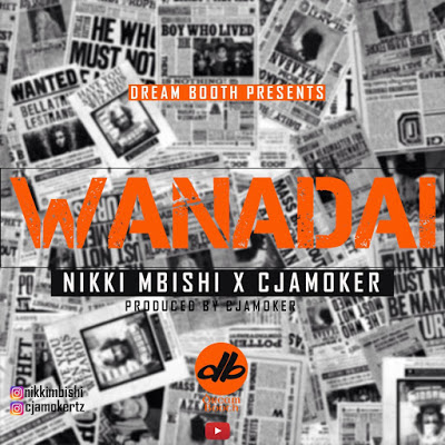 Photo of New AUDIO | Nikki Mbishi X Cjamoker – Wanadai | Download