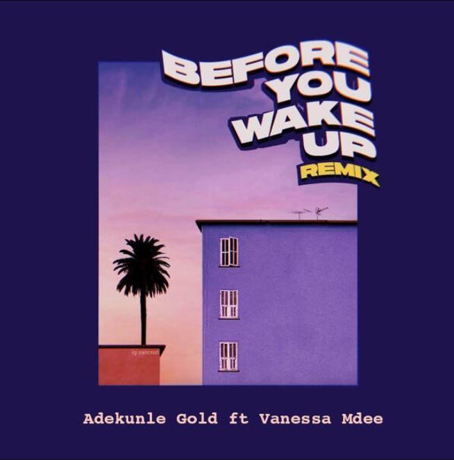 Photo of New AUDIO: Adekunle Gold ft. Vanessa Mdee – Before You Wake Up Remix | Download