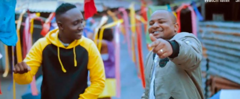 Photo of New VIDEO: Manengo ft. Stamina & Mr. Blue – Bomba Ipepee