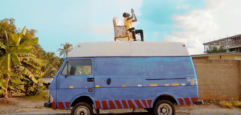 Photo of New VIDEO: Shatta Wale – God Is Alive