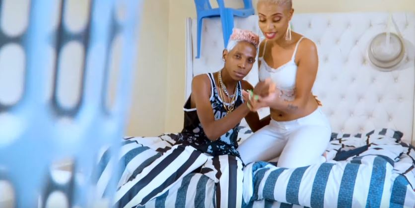 Photo of New VIDEO: Eric Omondi – Hallelujah by Willy Paul