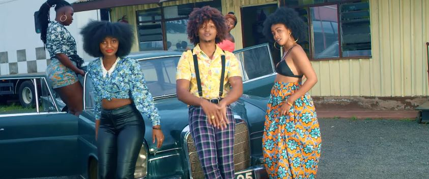 Photo of New VIDEO: Brown Mauzo ft Frasha – Ilete