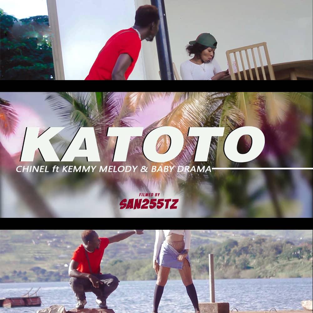 Photo of New VIDEO: Chinel ft Kemmy Melody & Baby drama – Katoto