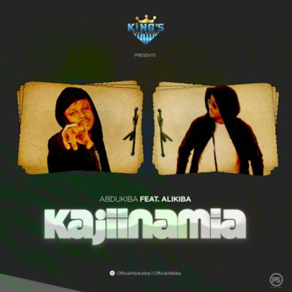 Photo of New AUDIO: Abdukiba Ft. Alikiba – Kajiinamia | Download
