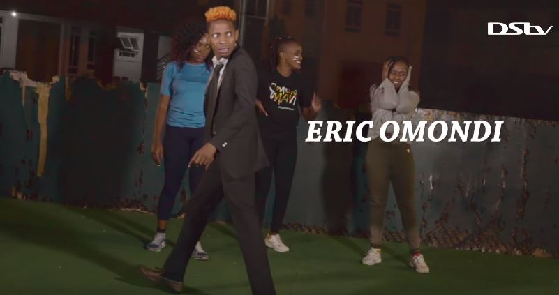 Photo of New VIDEO: Eric Omondi – Kanyaga