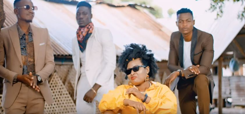 Photo of New VIDEO: Pam D Ft Foby – Kizungu zungu