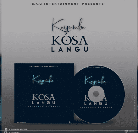 Photo of New AUDIO : Kayumba – Kosa | DOWNLOAD